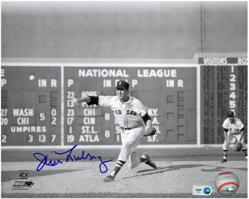 Photo of Jim Lonborg Autographed 8x10 Photo