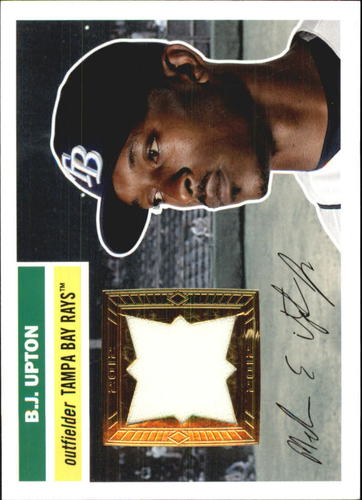 Photo of 2012 Topps Archives Relics #BU B.J. Upton