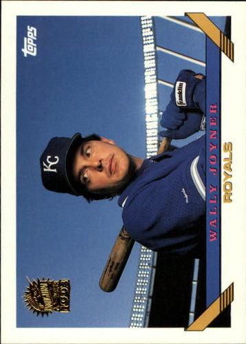 Photo of 1993 Topps Inaugural Marlins #375 Wally Joyner