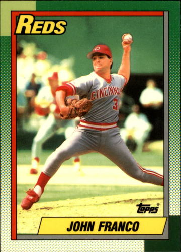 Photo of 1990 Topps Tiffany #120 John Franco