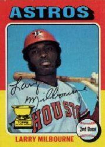 Photo of 1975 Topps #512 Larry Milbourne RC