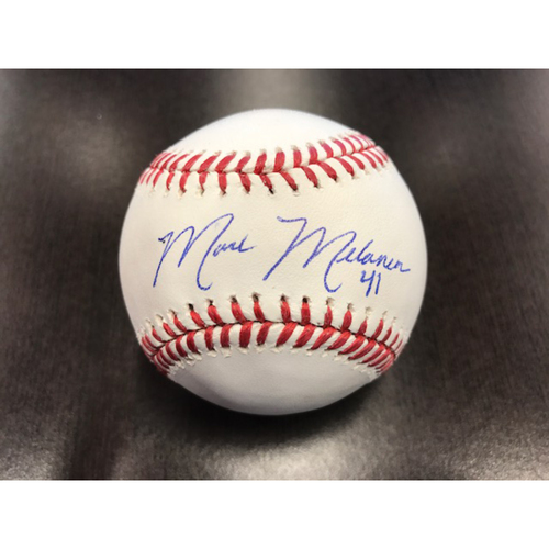 Photo of Giants Community Fund: Mark Melancon Autographed Baseball