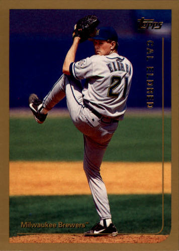 Photo of 1999 Topps #135 Cal Eldred