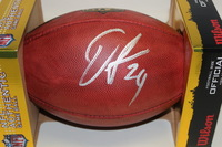 NFL - FALCONS DEVONTA FREEMAN SIGNED AUTHENTIC FOOTBALL