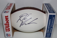 NFL - TEXANS D.J. READER SIGNED PANEL BALL
