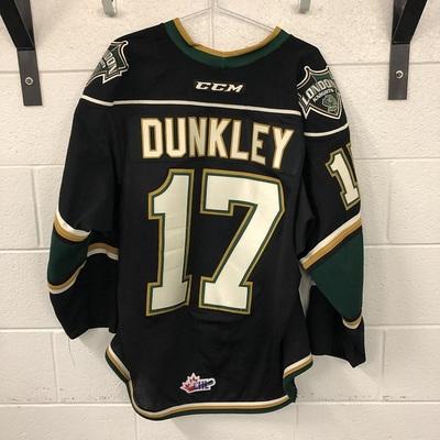 Nathan Dunkley Black Jersey
