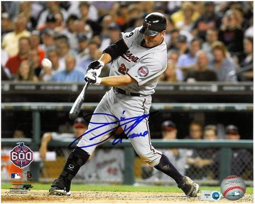 """Photo of Jim Thome """"600th HR"""" Autographed 8x10 Photo"""