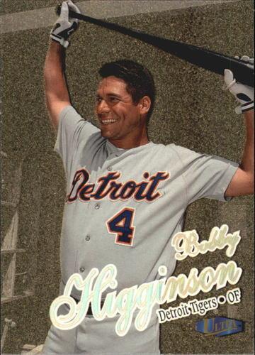Photo of 1998 Ultra Gold Medallion #21 Bobby Higginson