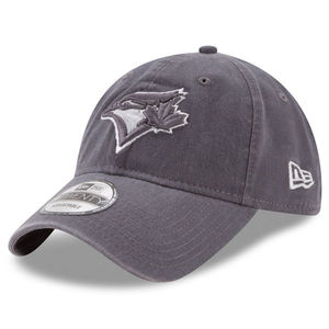 Toronto Blue Jays Core Classic Twill Cap Grey by New Era