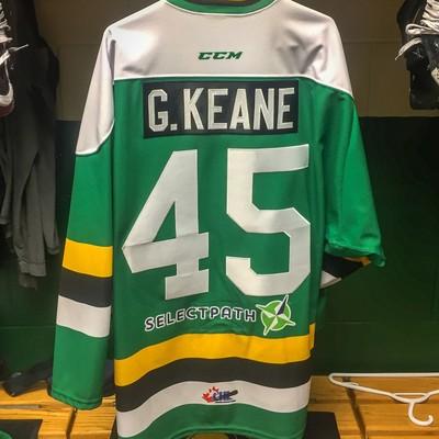 Gerard Keane Warmup Jersey