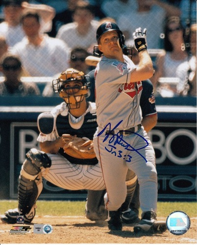 Photo of Kevin Seitzer Autographed 8x10