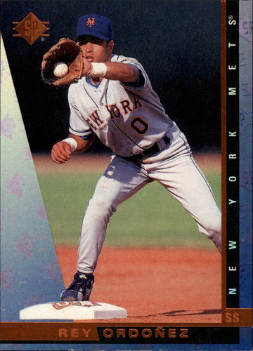 Photo of 1997 SP #116 Rey Ordonez