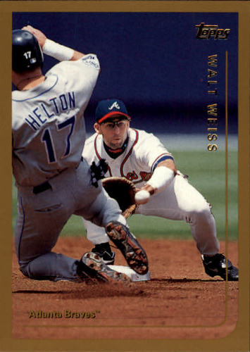 Photo of 1999 Topps #138 Walt Weiss