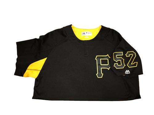 Photo of #52 Team-Issued Batting Practice Jersey