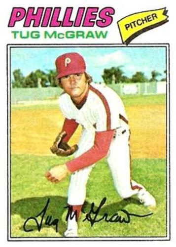 Photo of 1977 Topps #164 Tug McGraw
