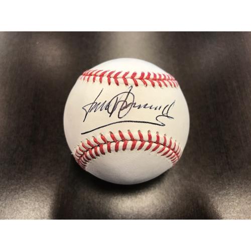 Photo of Giants Community Fund: Gorkys Hernandez Autographed Baseball