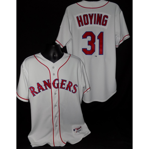 Photo of Jared Hoying 2017 Team-Issued Jersey
