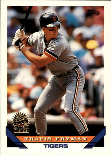 Photo of 1993 Topps Inaugural Marlins #392 Travis Fryman