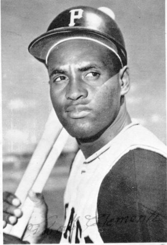 Photo of 1969 Topps Deckle Edge #27 Roberto Clemente