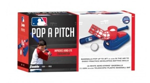Pop A Pitch Pitching Machine by Franklin