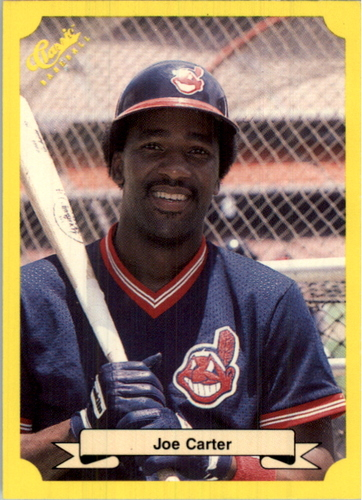 Photo of 1987 Classic Update Yellow #127 Joe Carter