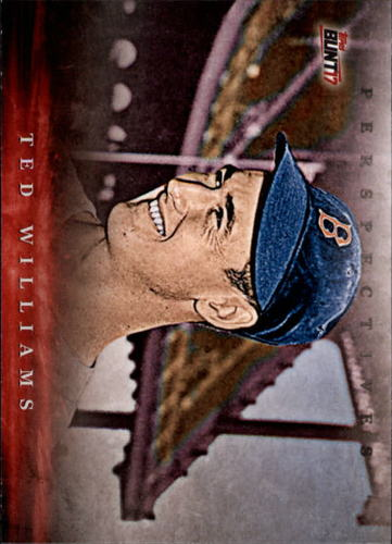 Photo of 2017 Topps Bunt Perspectives #PTW Ted Williams