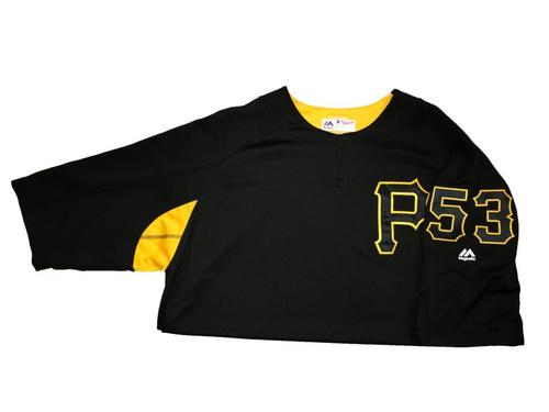 Photo of #53 Team-Issued Batting Practice Jersey