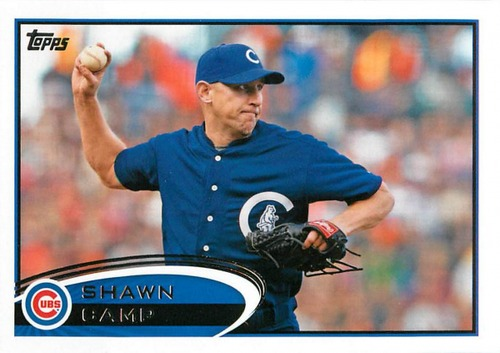 Photo of 2012 Topps Update #US238 Shawn Camp