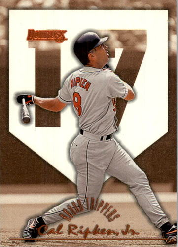 Photo of 1996 Donruss Round Trippers #8 Cal Ripken