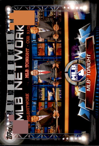 Photo of 2017 Topps MLB Network #MLBN5 MLB Tonight
