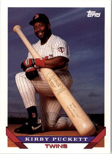 Photo of 1993 Topps #200 Kirby Puckett