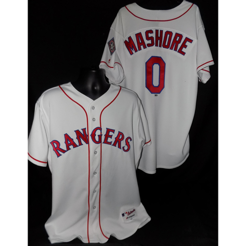 Photo of Justin Mashore 2017 Game-Used Jersey