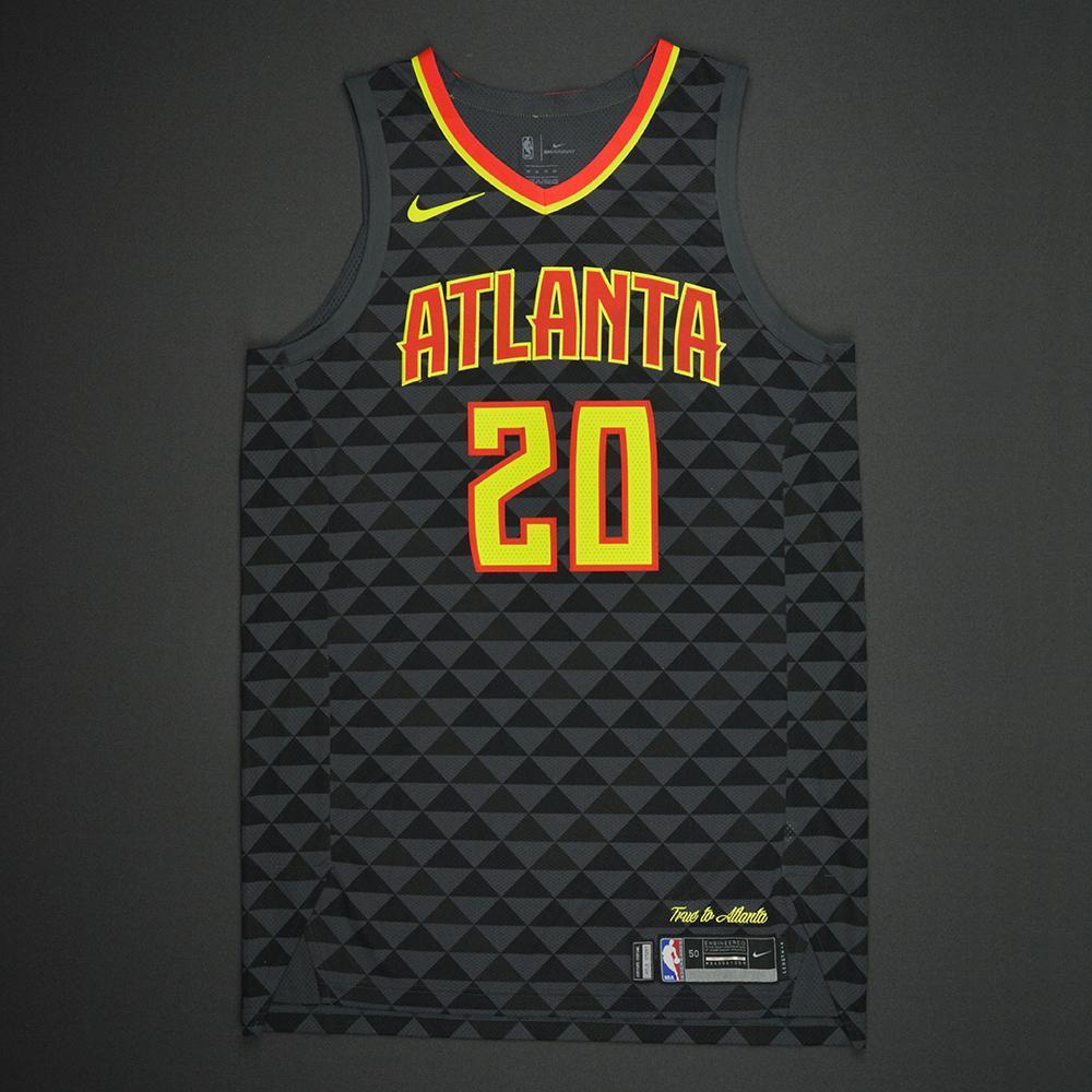 John Collins - Atlanta Hawks - 2017 NBA Draft - Autographed Jersey