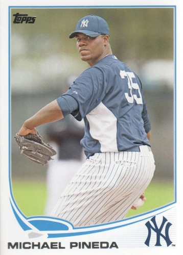 Photo of 2013 Topps Update #US89 Michael Pineda
