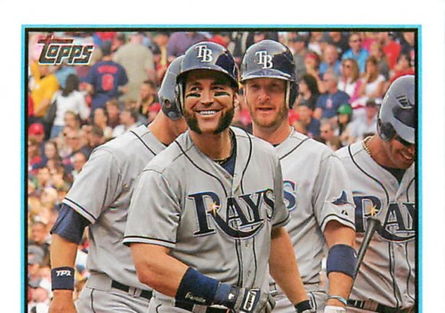 Photo of 2012 Topps Update #US239 Luke Scott