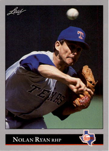 Photo of 1992 Leaf #41 Nolan Ryan