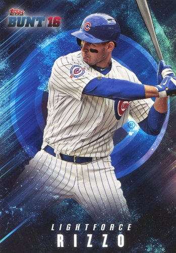 Photo of 2016 Topps Bunt Light Force #LF20 Anthony Rizzo