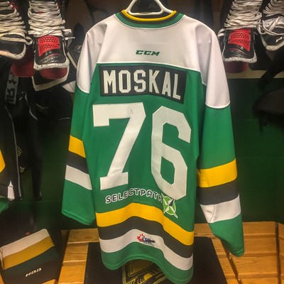Billy Moskal Warmup Jersey