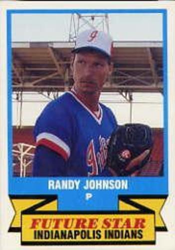 Photo of 1988 Triple A All-Stars CMC #13 Randy Johnson