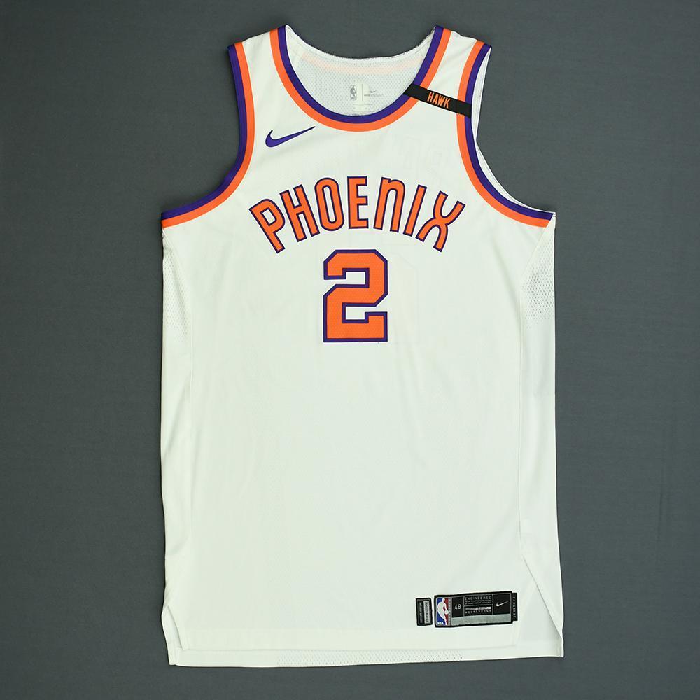 Elfrid Payton - Phoenix Suns - Game-Worn Classic Edition 1968-73 Home Jersey  - 2017-18 Season