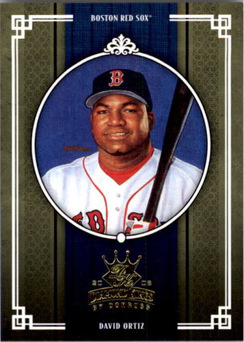 Photo of 2005 Diamond Kings #323 David Ortiz