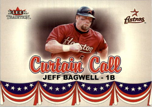 Photo of 2002 Fleer Tradition Update Glossy #U378 Jeff Bagwell CC