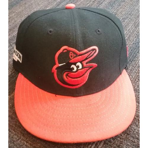 Photo of #53 - 2016 Postseason Hat: Team-Issued