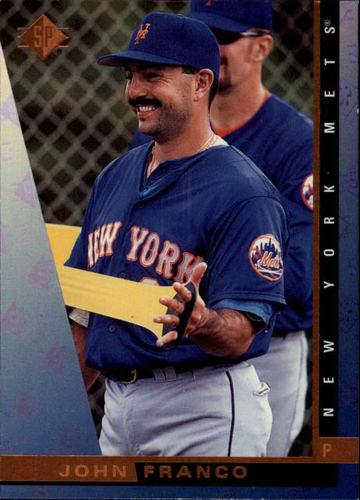 Photo of 1997 SP #121 John Franco