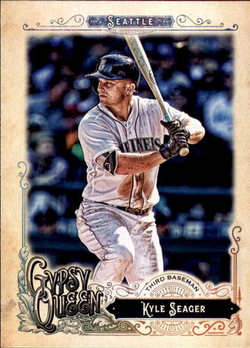 Photo of 2017 Topps Gypsy Queen #136 Kyle Seager