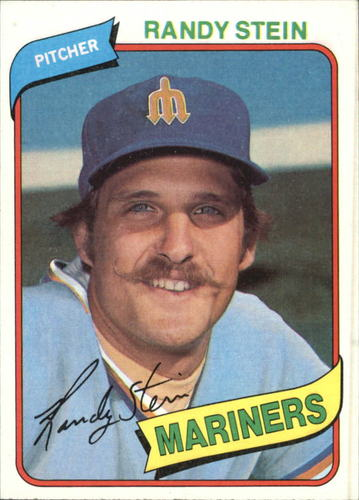 Photo of 1980 Topps #613 Randy Stein