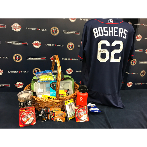 Photo of 2017 Twins Favorite Things Auction: Buddy Boshers Favorite Things Basket