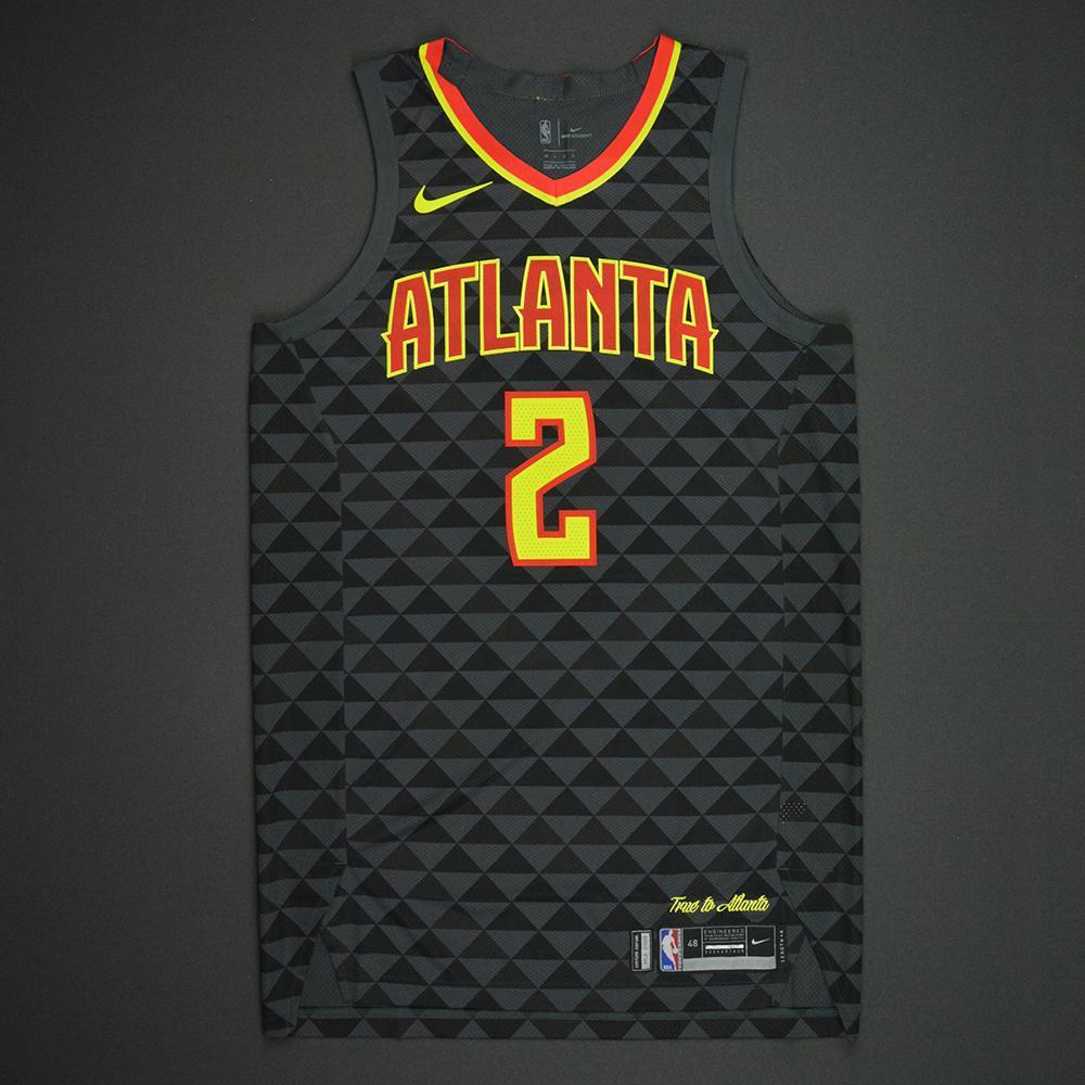 Tyler Dorsey - Atlanta Hawks - 2017 NBA Draft - Autographed Jersey