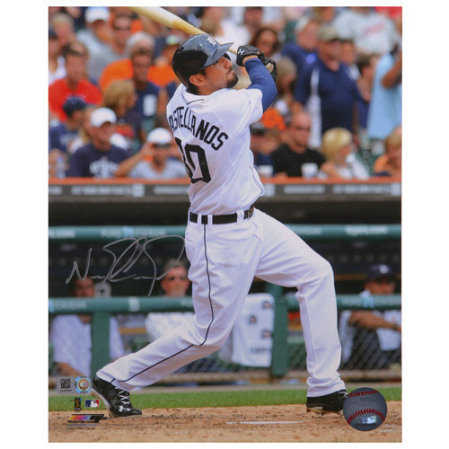 Photo of Detroit Tigers Nick Castellanos Autographed 8x10 Photo