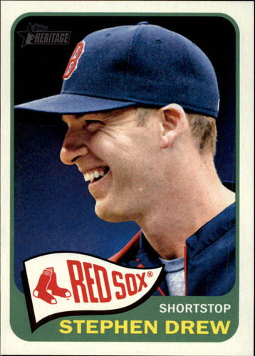 Photo of 2014 Topps Heritage #46 Stephen Drew